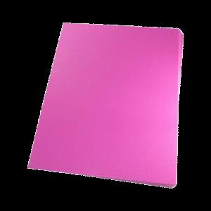 Foto1 - Capa Para Encadernação Rosa A4 PP 0,30 100un