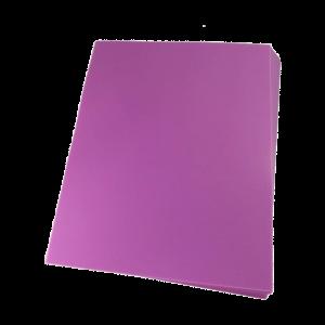 Foto1 - Capa Para Encadernação Rosa Transparente Line A4 PP 0,30 100un