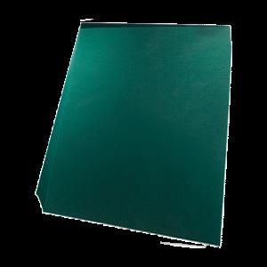 Foto1 - Capa Para Encadernação Verde Petróleo A4 PP 0,30 100un