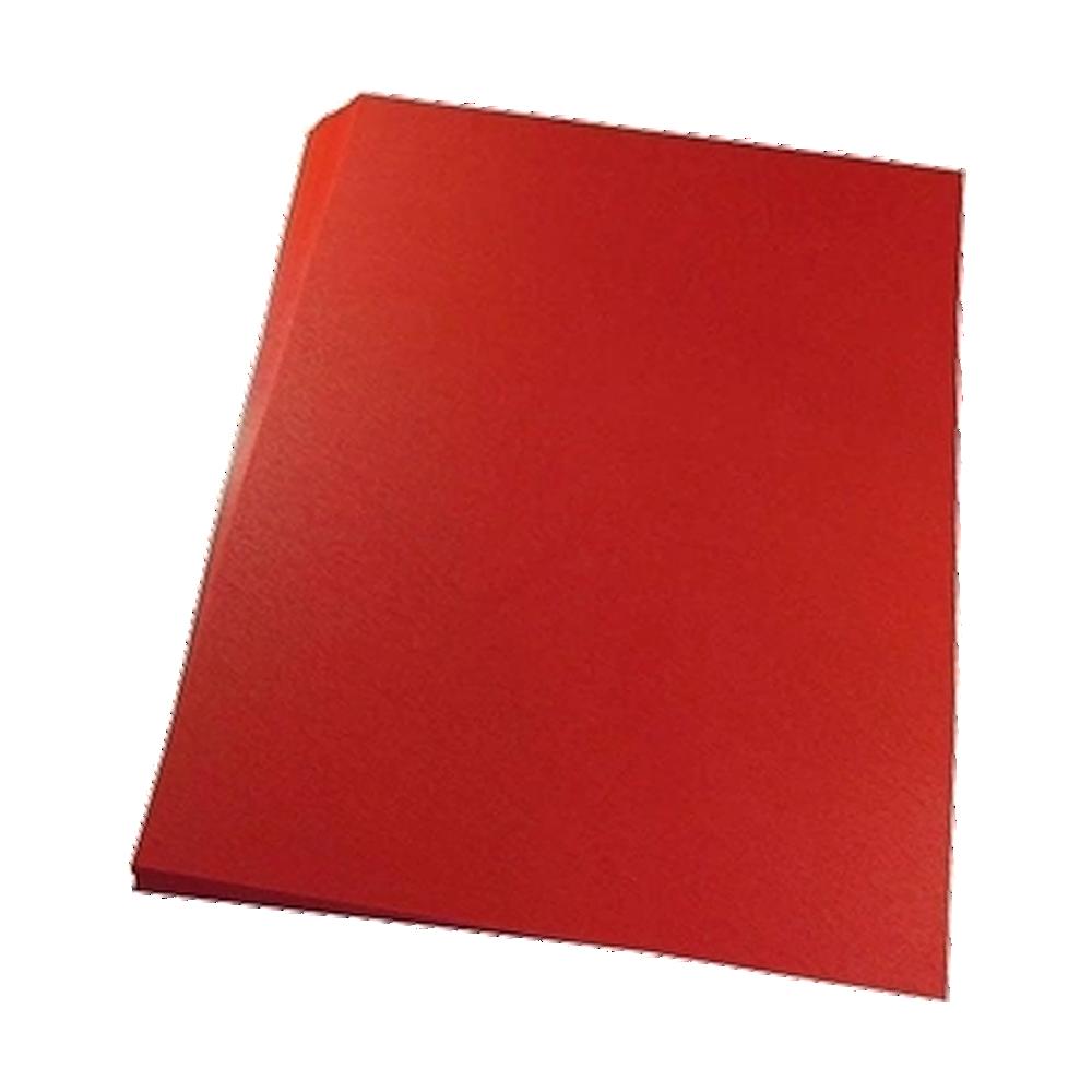 Foto 1 - Capa Para Encadernação Vermelha A4 PP 0,30 100un