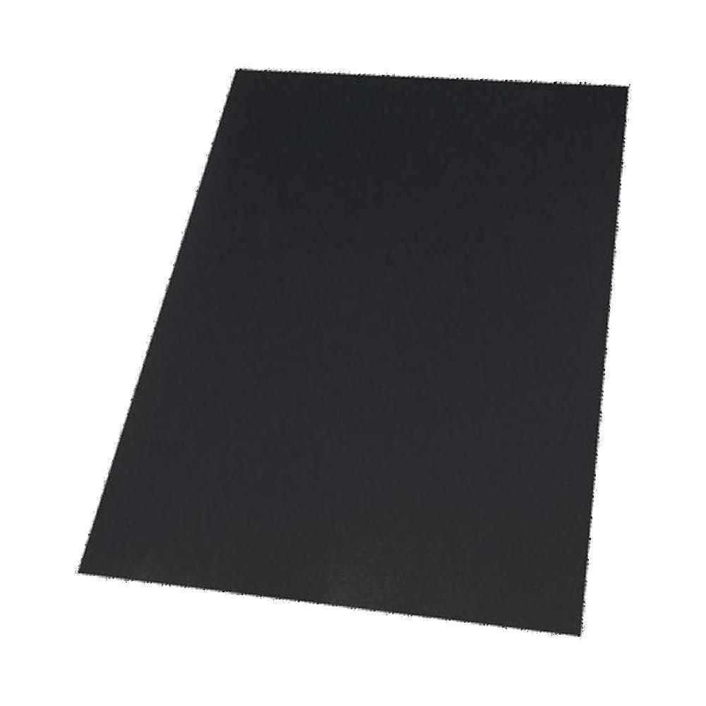 Foto 1 - Capa Para Encadernação Preta A4 PP 0,30 100un