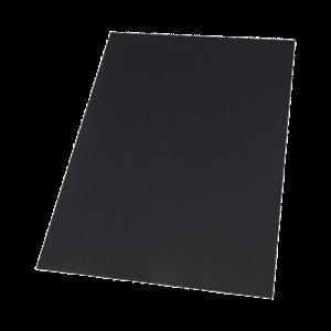 Foto1 - Capa Para Encadernação Preta A4 PP 0,30 100un