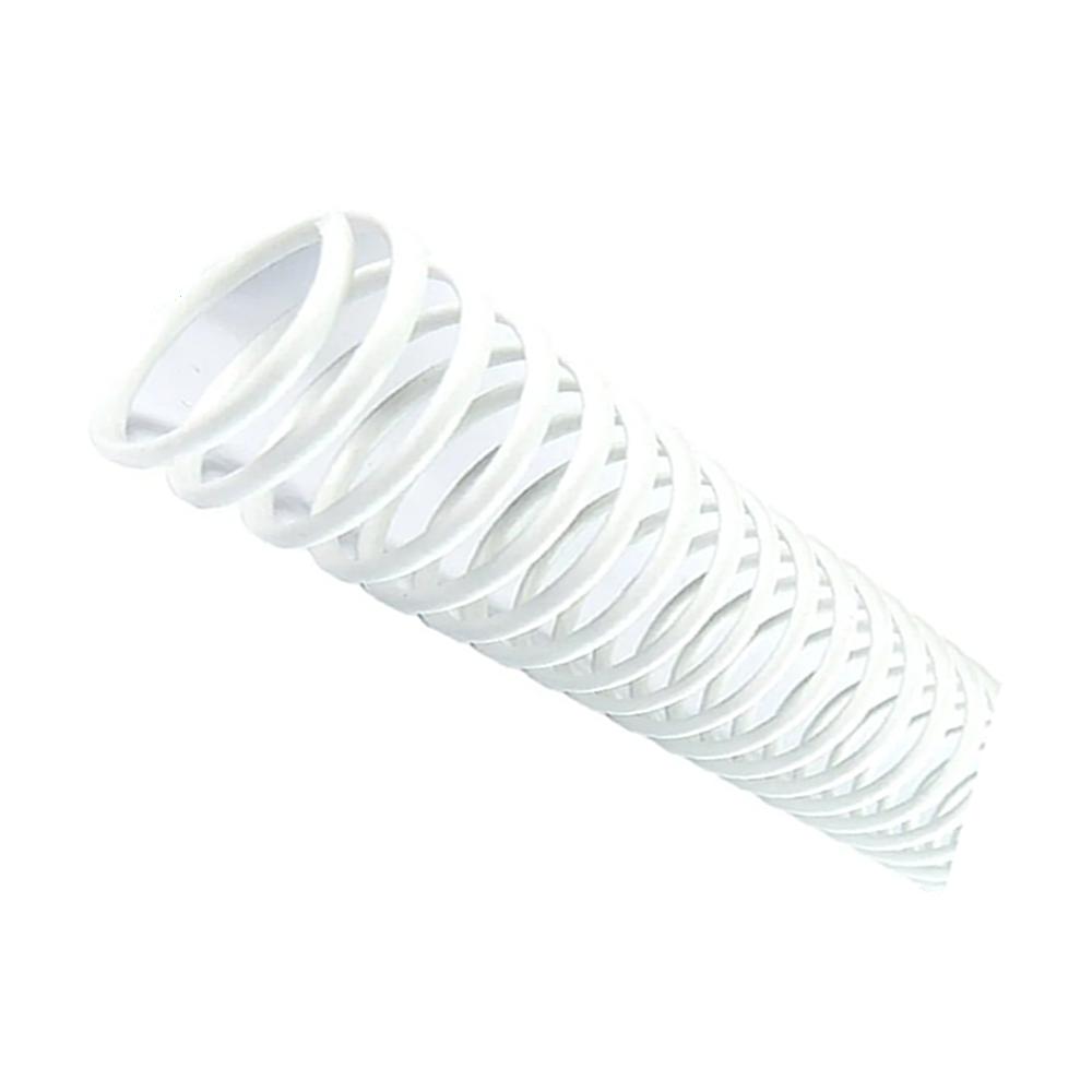 Foto 1 - Espiral Para Encadernação 12 mm Para 70 Folhas 100un
