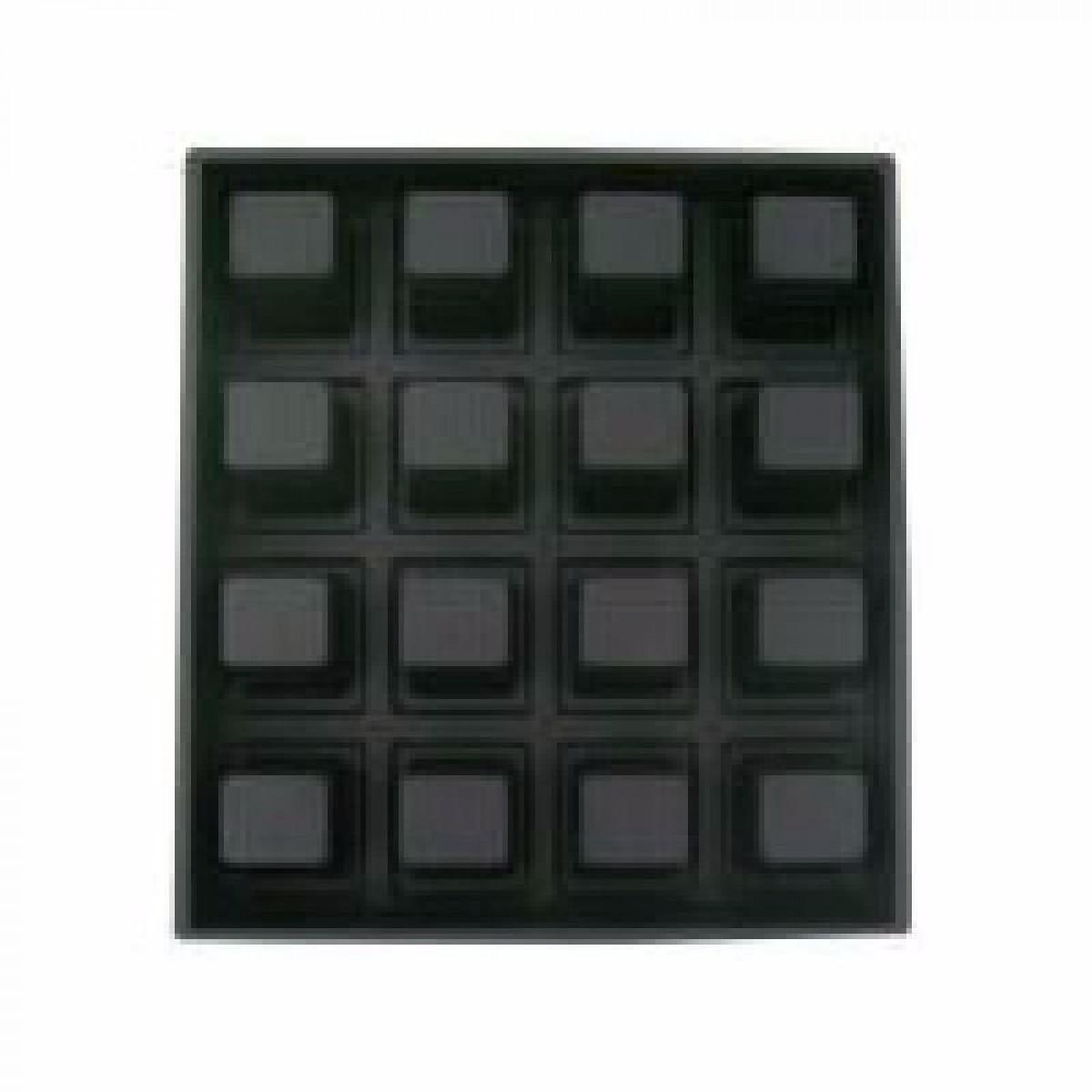 Foto 1 - Elemento Vazado ou Combugol FP053 40x44x7 4,9PÇS P/M²