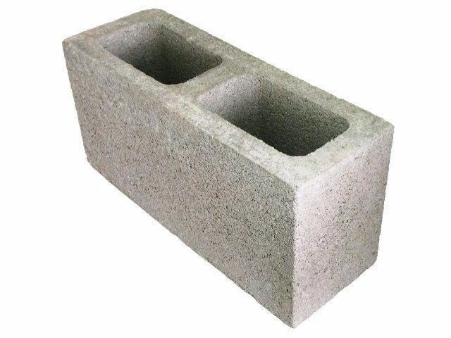 Foto4 - Forma manual para bloco de concreto 14x19x39 - 2 furos vazado