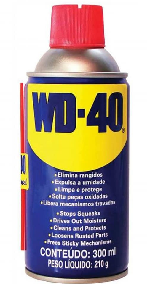 Foto 1 - Spray Desengripante WD