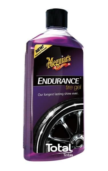 Foto 1 - Brilha Pneu Gold Class Endurance Tire Gel Meguiars - 473ml