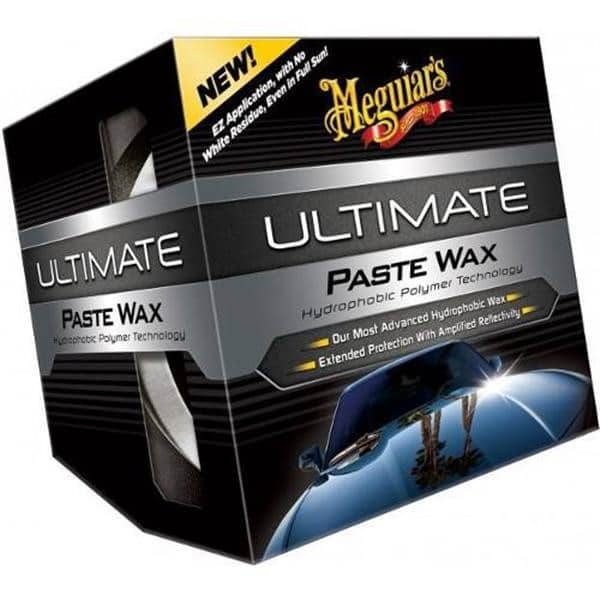 Foto2 - Cera Ultimate Wax Pasta Meguiars 311g