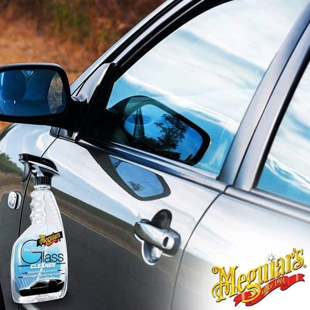 Foto2 - Limpa Vidros Glass Cleaner Ultimate Meguiars - 710ml