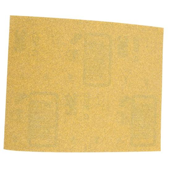 Foto 1 - Lixa Seco Ouro 3M - 1 unidade (Várias Gramaturas)