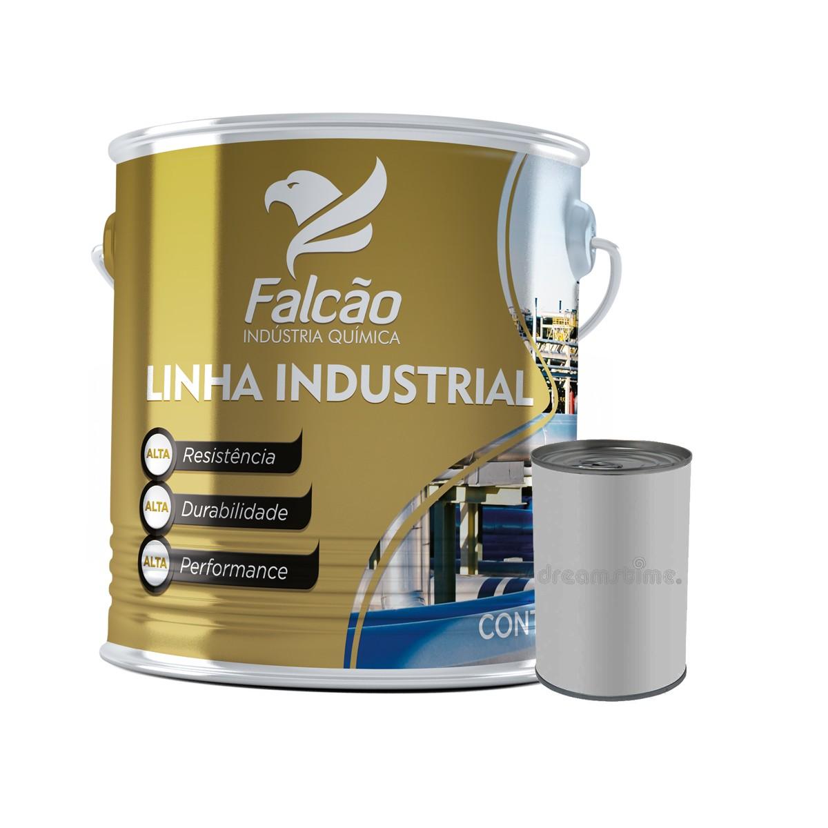 Foto 1 - Primer Epoxi Isocianato Falcopoxi 328 15x1 Falcão + Catalisador Falcão 225