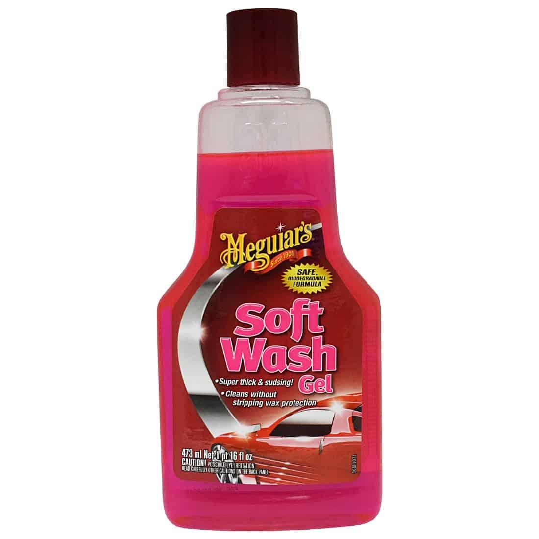 Foto 1 - Shampoo Soft Wash Meguiars - 473ml