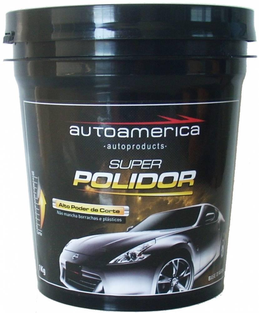 Foto 1 - Super Polidor Autoamerica 1kg