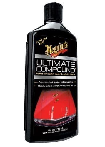 Foto 1 - Ultra Composto Ultimate Meguiars 450ml
