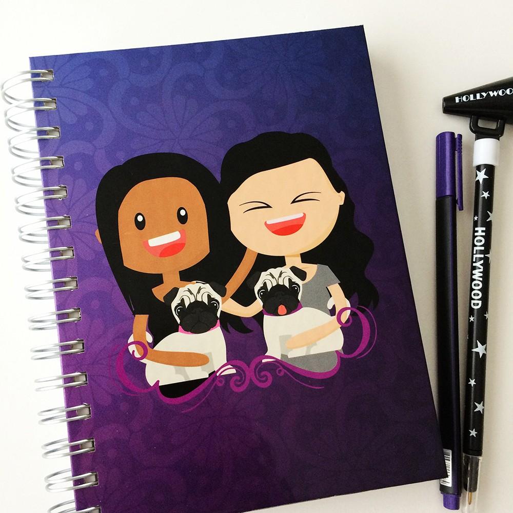 Foto6 - Agenda Ilustração