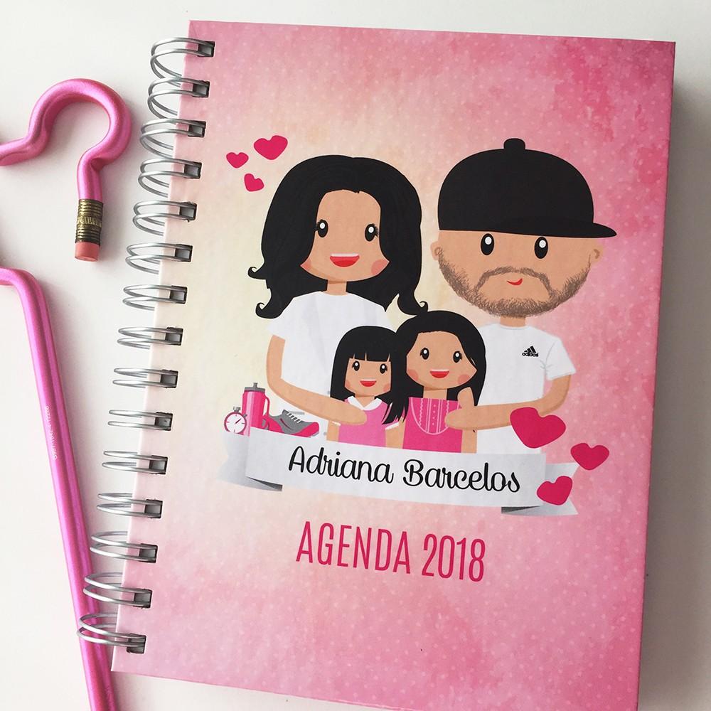 Foto5 - Agenda Ilustração