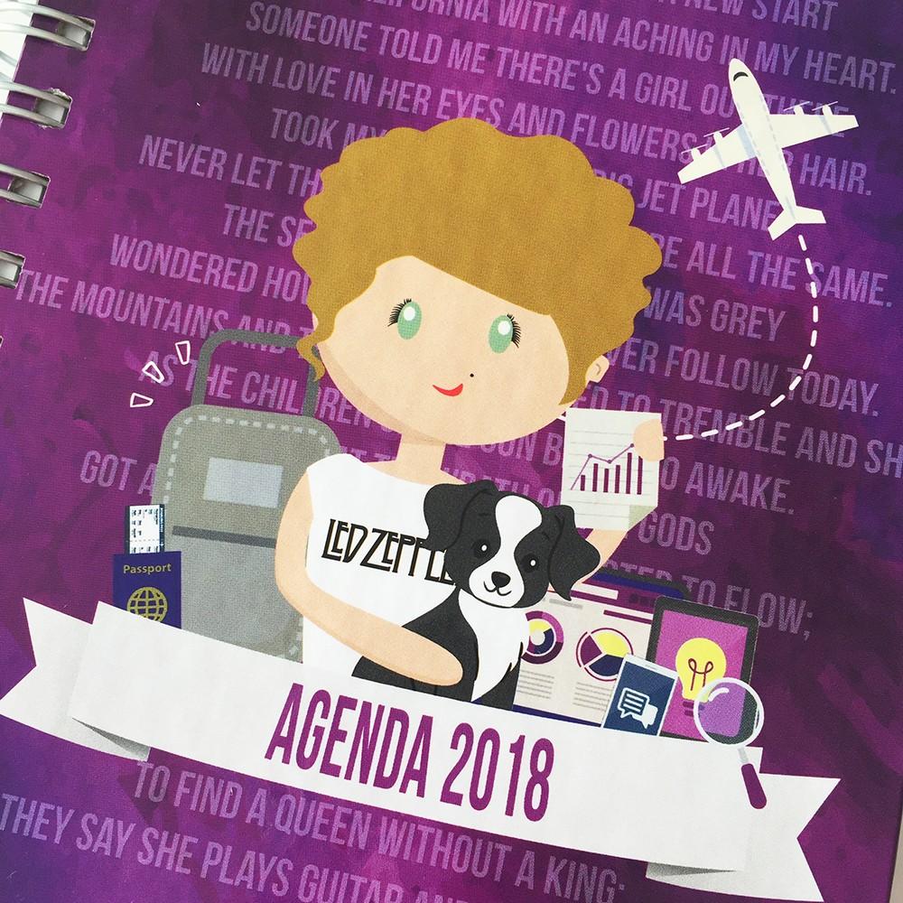 Foto7 - Agenda Ilustração