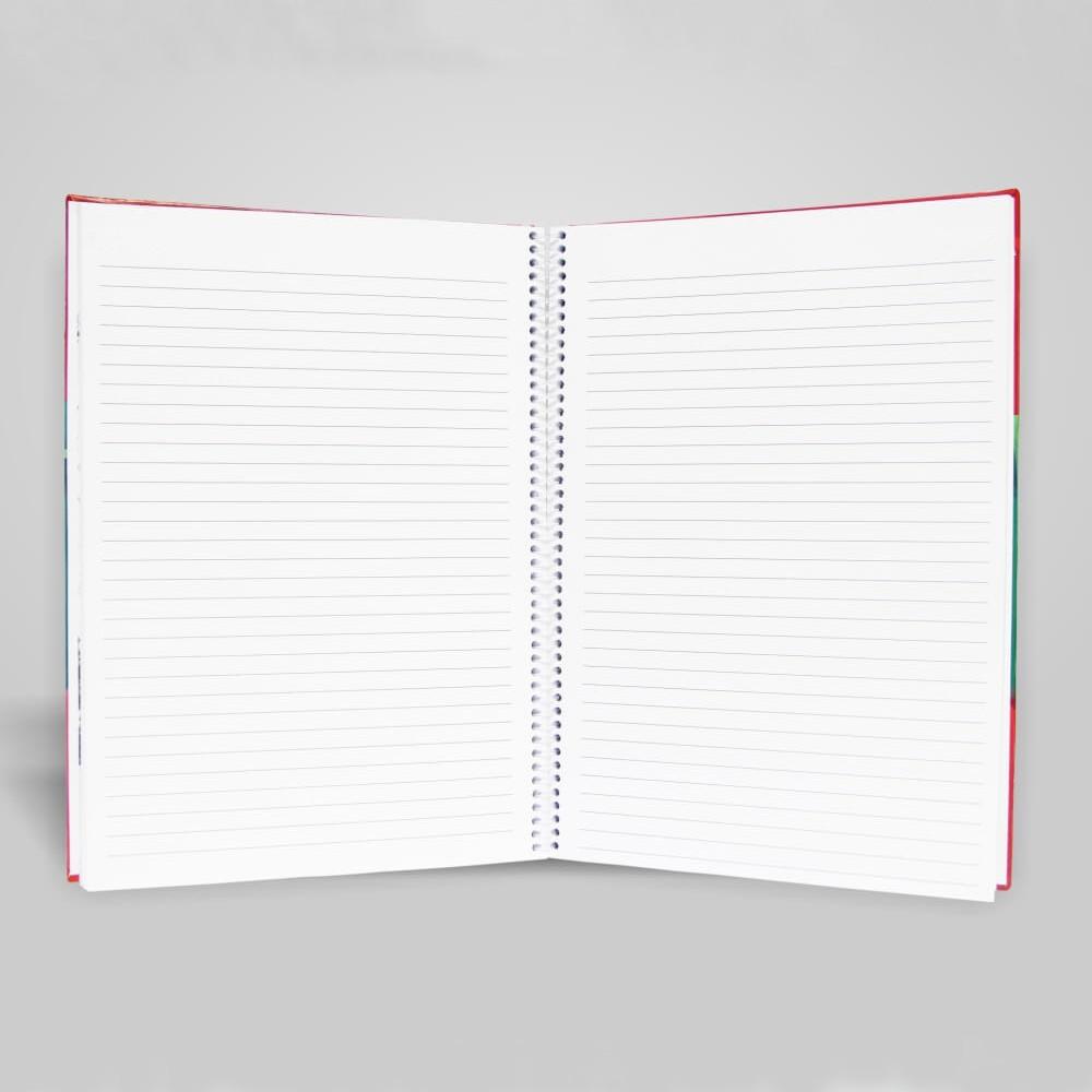 Foto5 - Caderno Estampado
