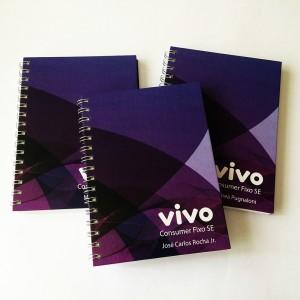 Foto6 - Caderno Personalizado - Estampa