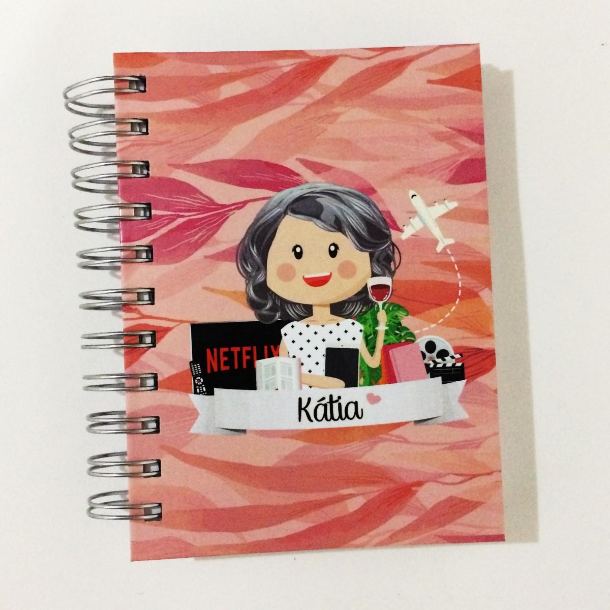 Foto2 - Agenda Ilustração