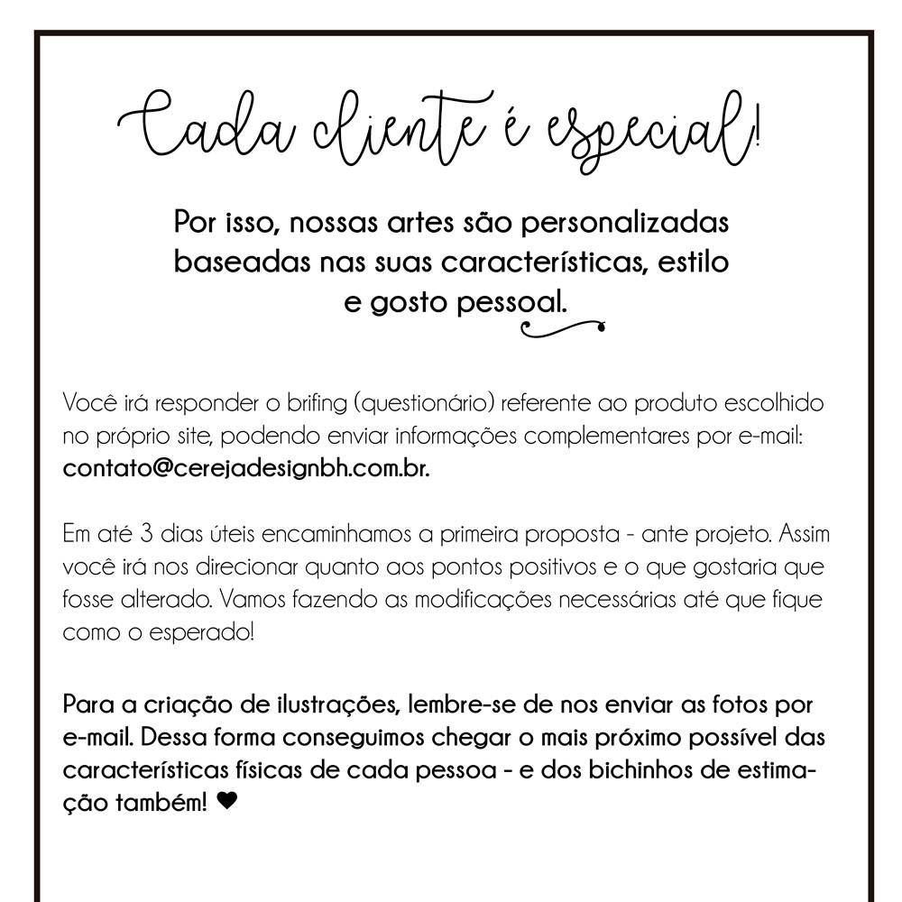Foto3 - Bloquinho Personalizado