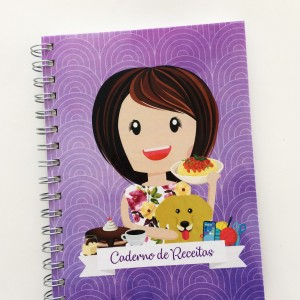 Foto5 - Caderno de Receitas Personalizado
