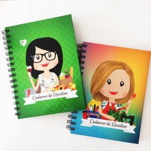 Foto8 - Caderno de Receitas Personalizado
