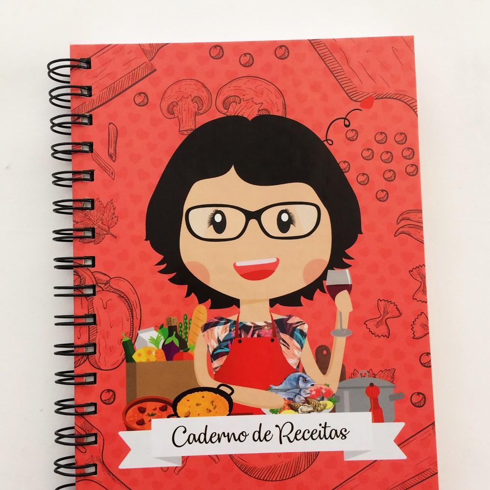 Foto7 - Caderno de Receitas Personalizado