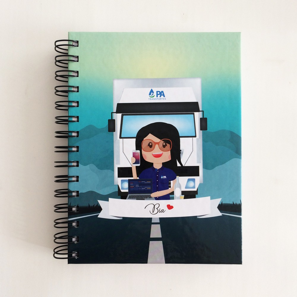 Foto5 - Caderno Ilustração
