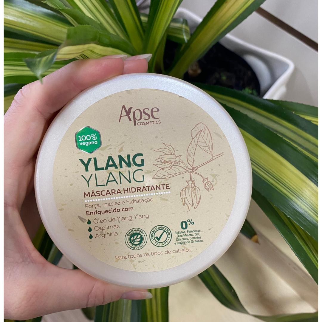 Imagem do produto Máscara Hidratante Ylang Ylang - 300g