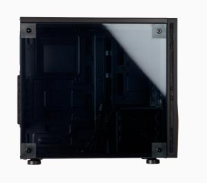 Foto5 - Gabinete Corsair Gamer Mid-Tower Carbide Series SPEC-05 - Preto