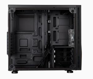 Foto3 - Gabinete Corsair Gamer Mid-Tower Carbide Series SPEC-05 - Preto