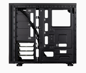 Foto7 - Gabinete Corsair Gamer Mid-Tower Carbide Series SPEC-05 - Preto