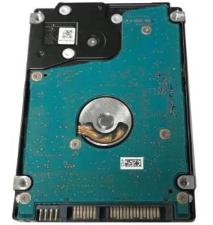 Foto2 - HD Notebook 1TB Toshiba 5400RPM 8MB - MQ01ABD100V