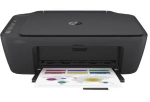Foto2 - Impressora Multifuncional HP Deskjet - Ink Advantage 2774 Wi-Fi