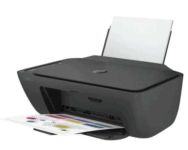Imagem do produto Impressora Multifuncional HP Deskjet - Ink Advantage 2774 Wi-Fi
