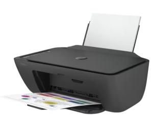 Foto1 - Impressora Multifuncional HP Deskjet - Ink Advantage 2774 Wi-Fi