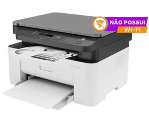 Foto3 - Impressora Multifuncional Laser Monocromática HP - 135A