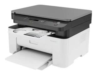 Foto1 - Impressora Multifuncional Laser Monocromática HP - 135A