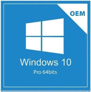Imagem do produto Microsoft Windows 10 Pro 32/64 Bits - OEM (Selo)
