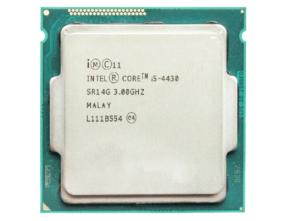 Foto1 - Processador Intel Core i5-4430 3.0Ghz, 6MB, LGA 1150 c/ Intel HD Graphics (4ª Geração) OEM