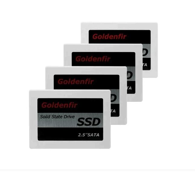 Imagem do produto SSD Goldenfir 120GB T650-120GB