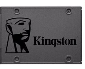 Foto2 - SSD Kingston A400 120GB - 500mb/s para Leitura e 320mb/s para Gravação - SA400S37/120G