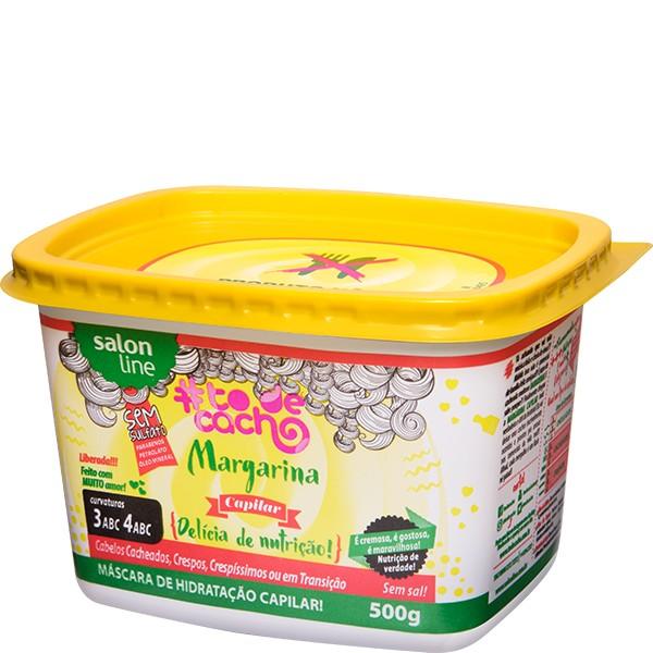Foto 1 - Margarina Capilar Delicia de Nutrição Salon Line 500g