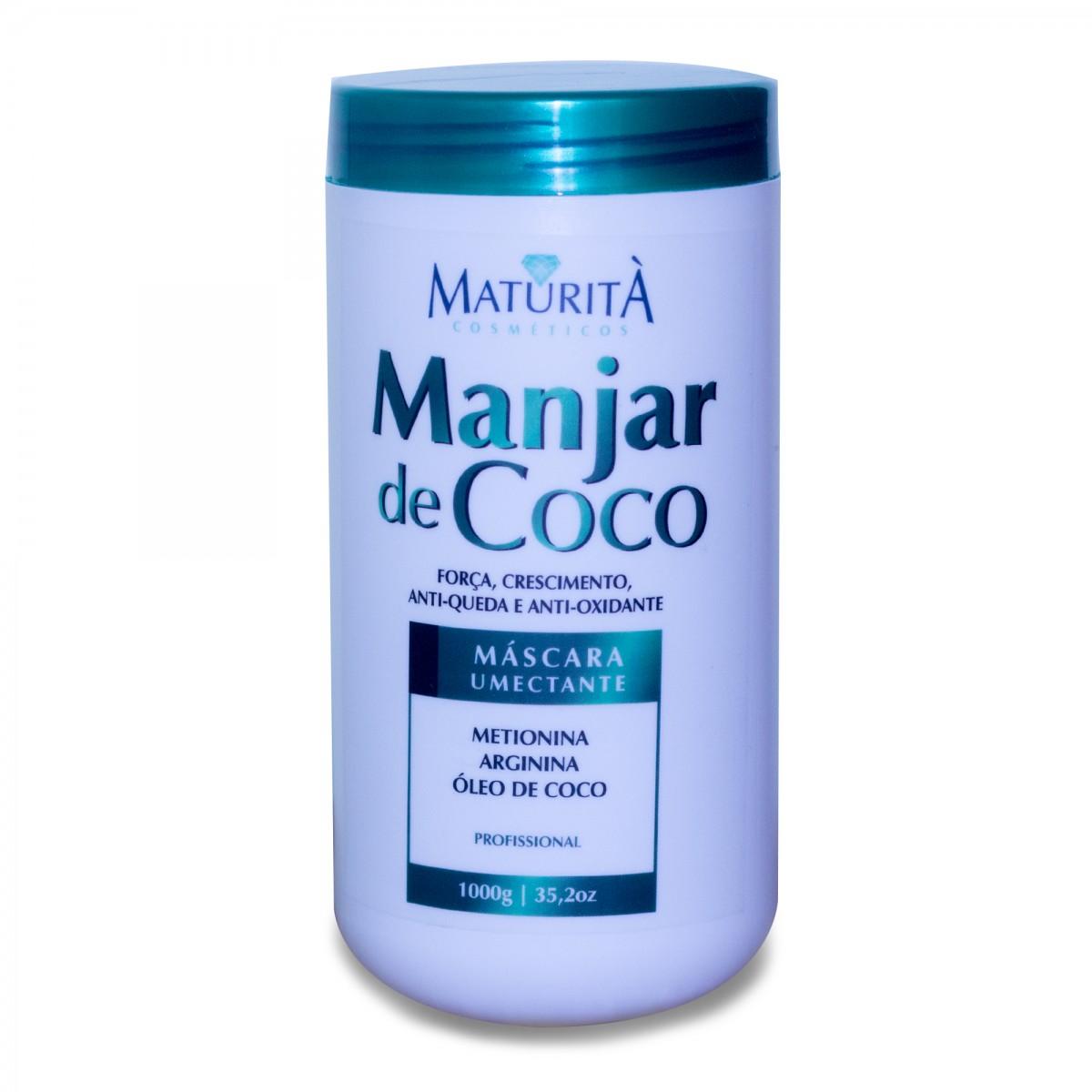 Foto 1 - Máscara Manjar De Coco - Maturita 1kg
