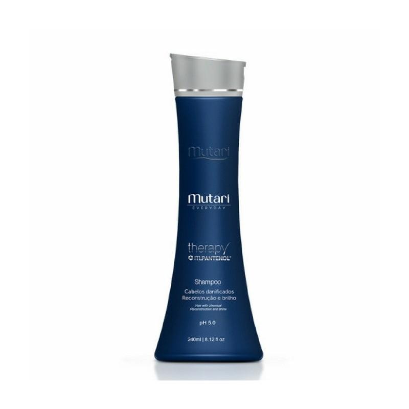 Foto 1 - Shampoo Therapy M-Pantenol Mutari 240ml