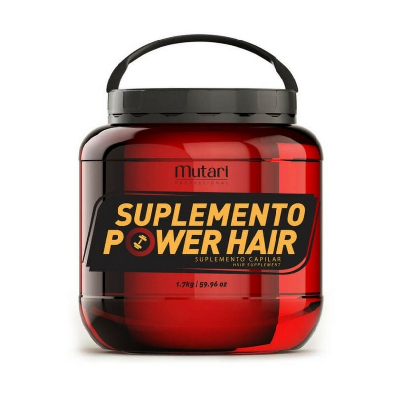 Foto 1 - Suplemento Power Hair Professional 1,7 kg