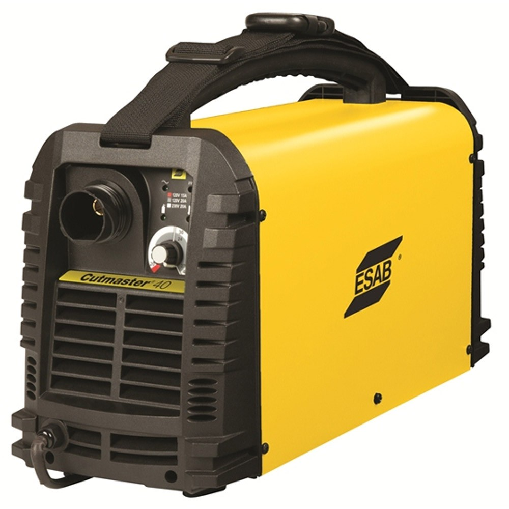 Foto 1 - Máquina de Corte Plasma Cutmaster 40 ESAB
