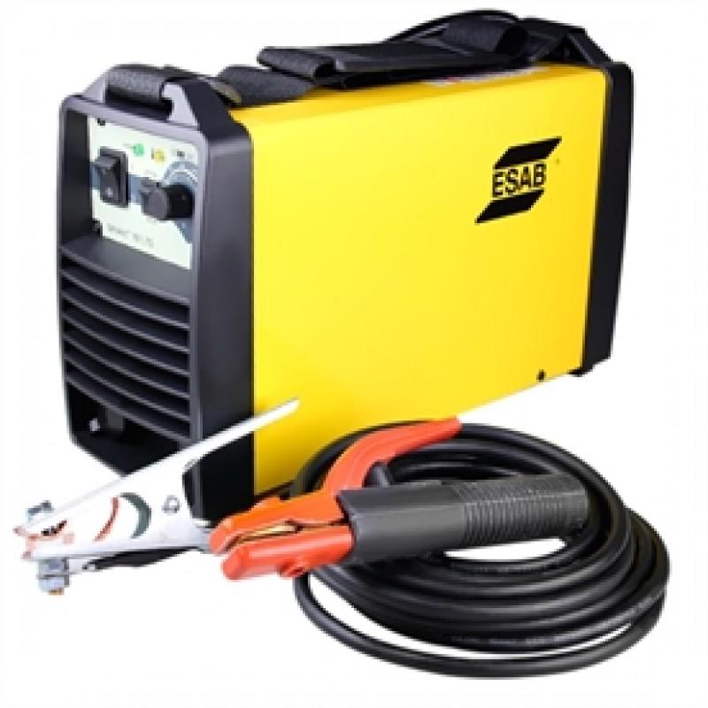 Foto 1 - Máquina de Solda Inversora Eletrodo/Tig 110/220v MINIARC 161Lts ESAB