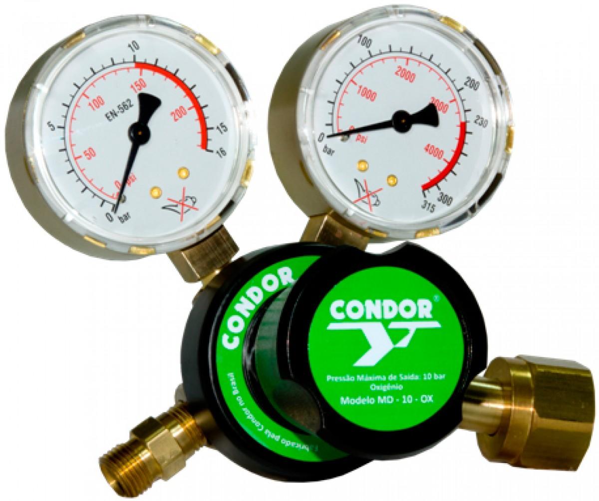 Foto 1 - Regulador de Pressão OXIGÊNIO CONDOR